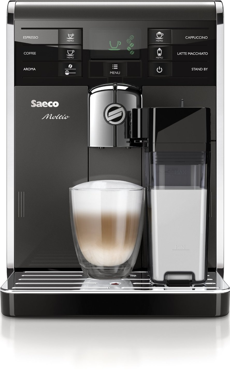 Saeco Kaffeevollautomat HD8869/11 Moltio Premium