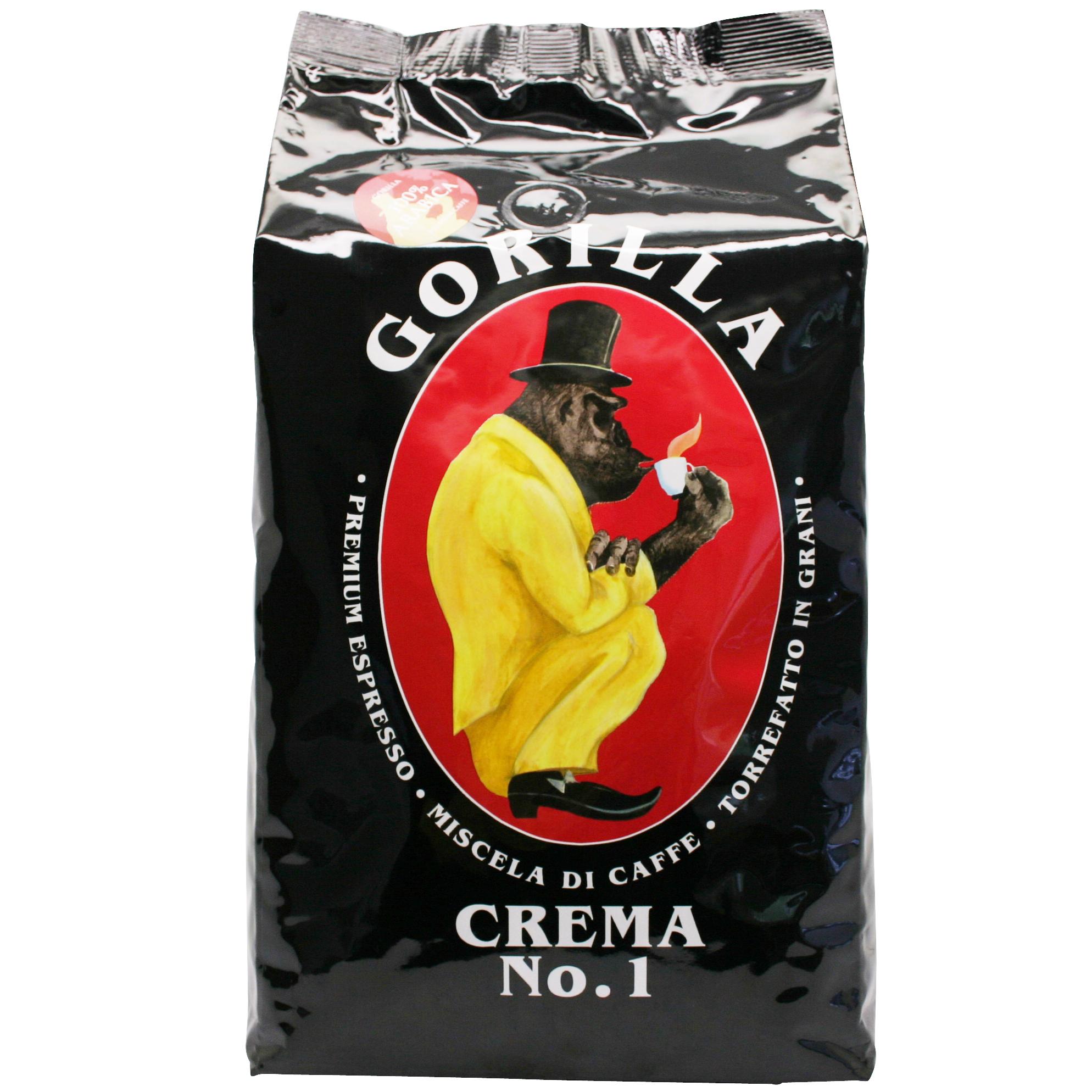 gorilla crema no. 1 2