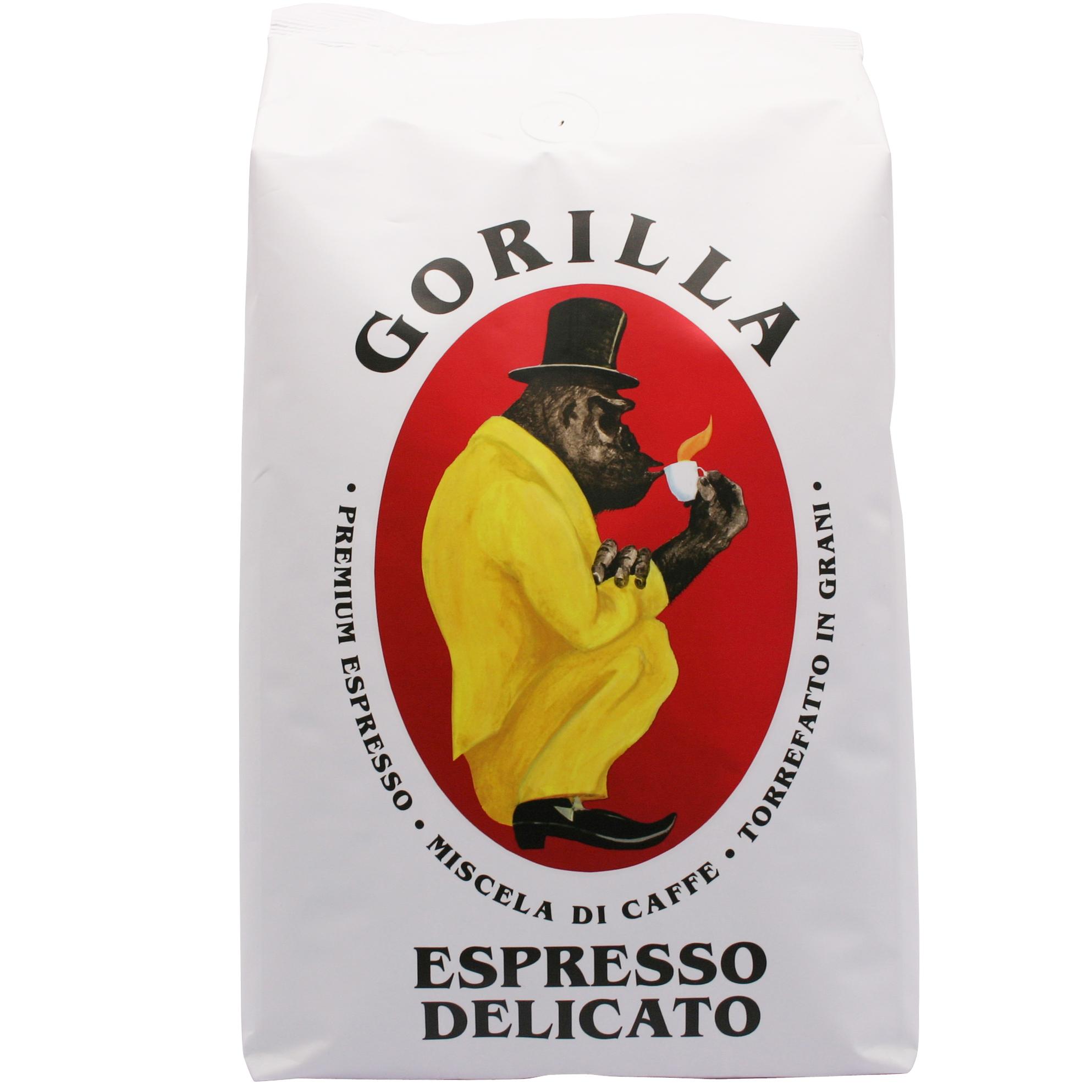 gorilla espresso delicato2
