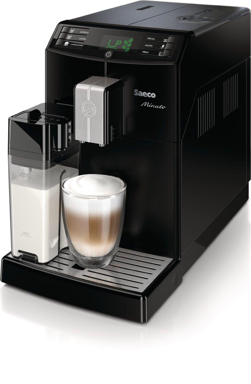 Saeco Kaffeevollautomat Minuto One Touch HD8763/01 Kaffeevollautomat