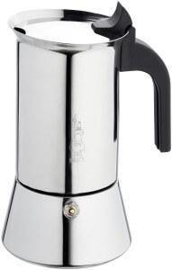 Espressokocher Edelstahl Bialette Venus 6