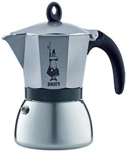 Espressokocher Edelstahl Bialetti Moka Induction 6