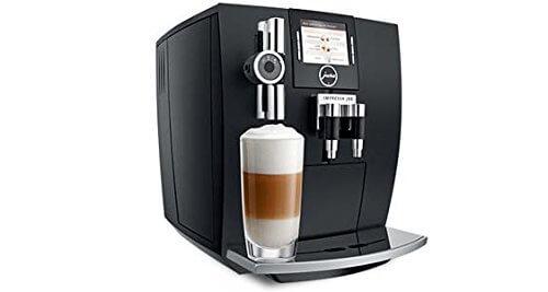 jura kaffeevollautomat j linie top4. Black Bedroom Furniture Sets. Home Design Ideas