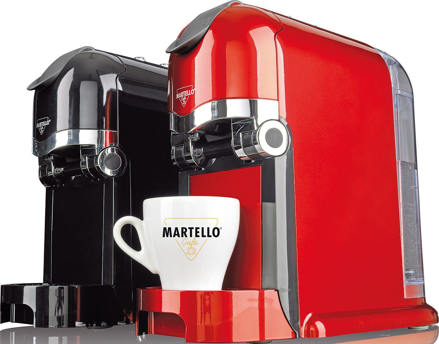 Martello Cascolino Kapselmaschine