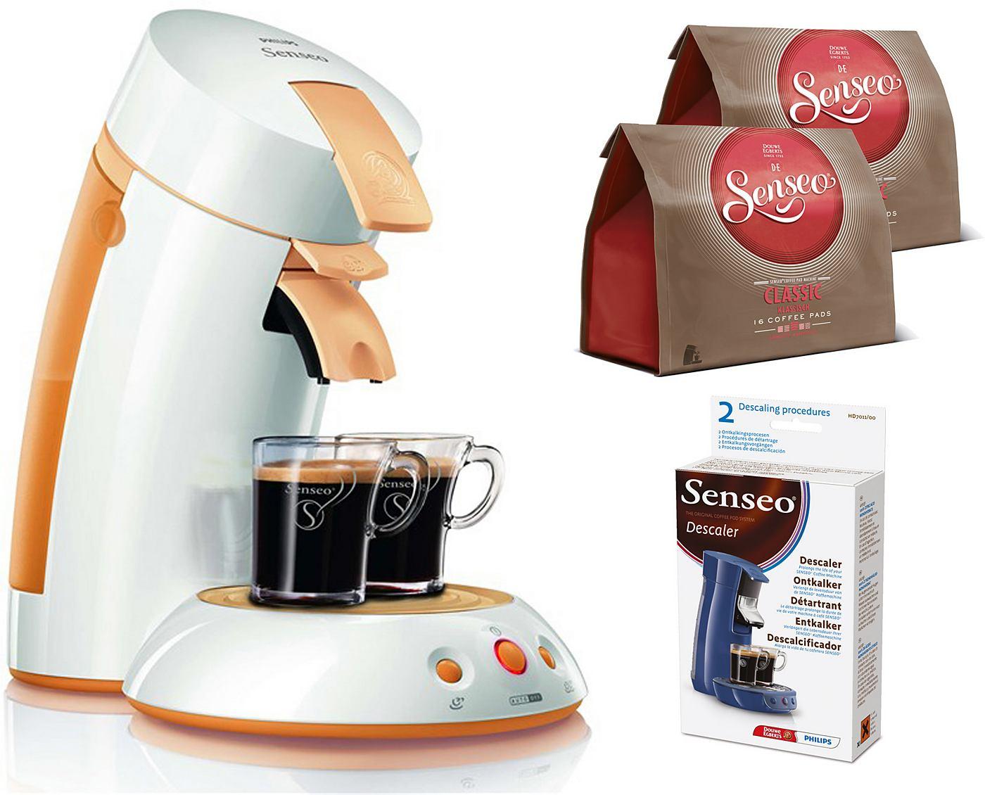 Philips Kaffeepadmaschine »Senseo Original HD7810/55«
