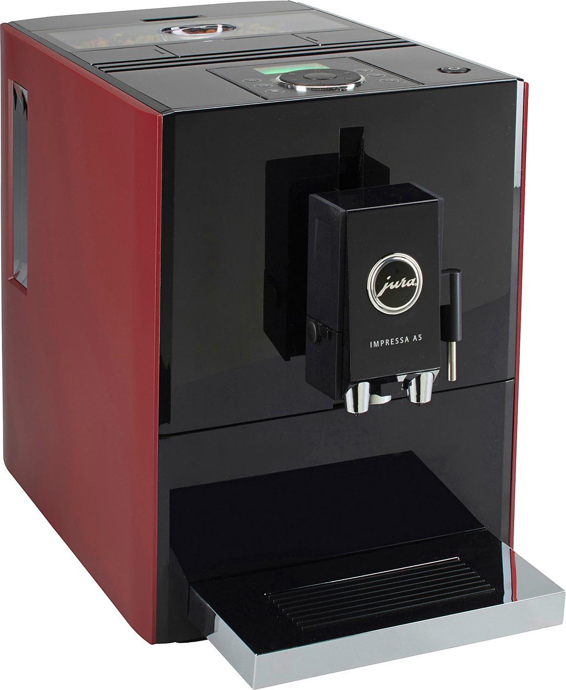 JURA Espresso-/Kaffee-Vollautomat »IMPRESSA A5 One Touch 13756«