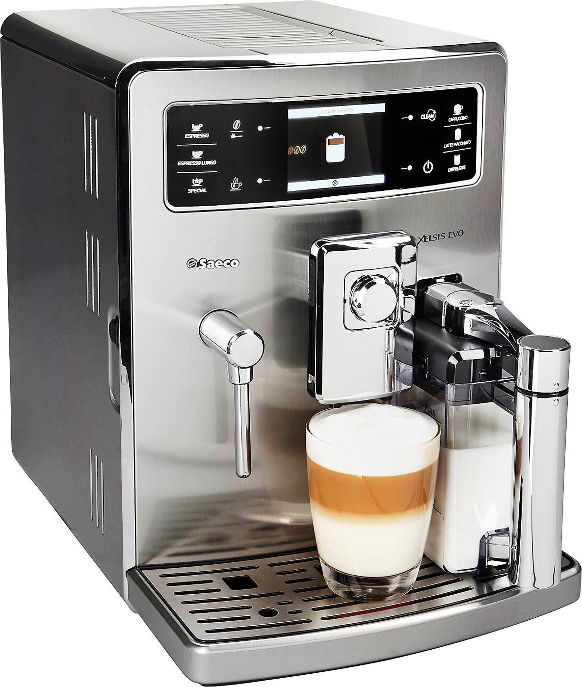 Saeco Kaffeevollautomat »HD8954/01 XELSIS EVO«