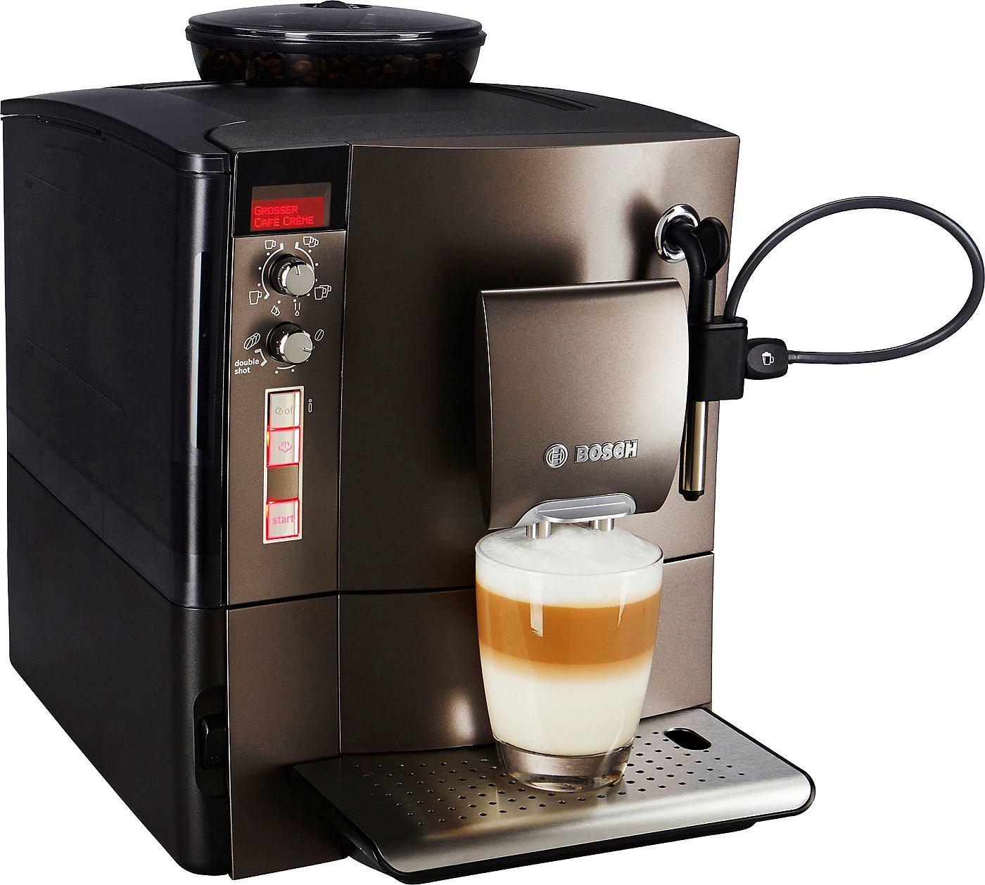 Bosch TES50358DE Kaffee-Vollautomat VeroCafe Latte
