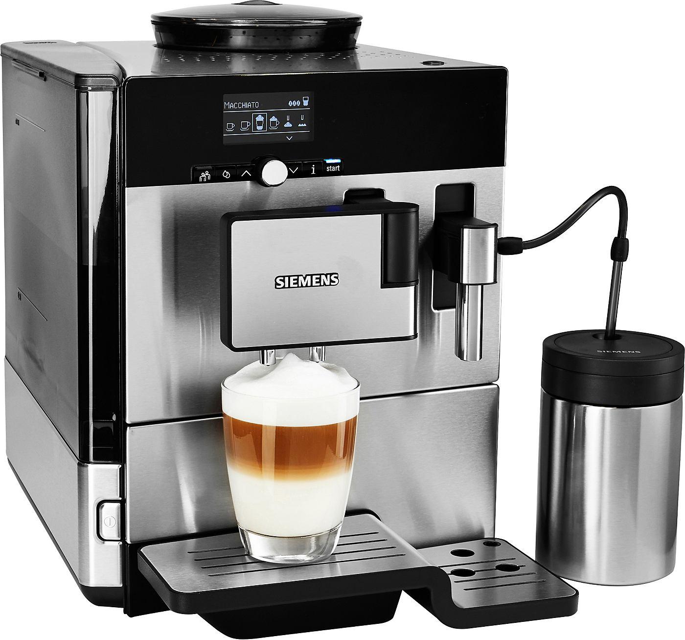 Siemens Kaffeevollautomat »EQ.8 series 600 TE806501DE«