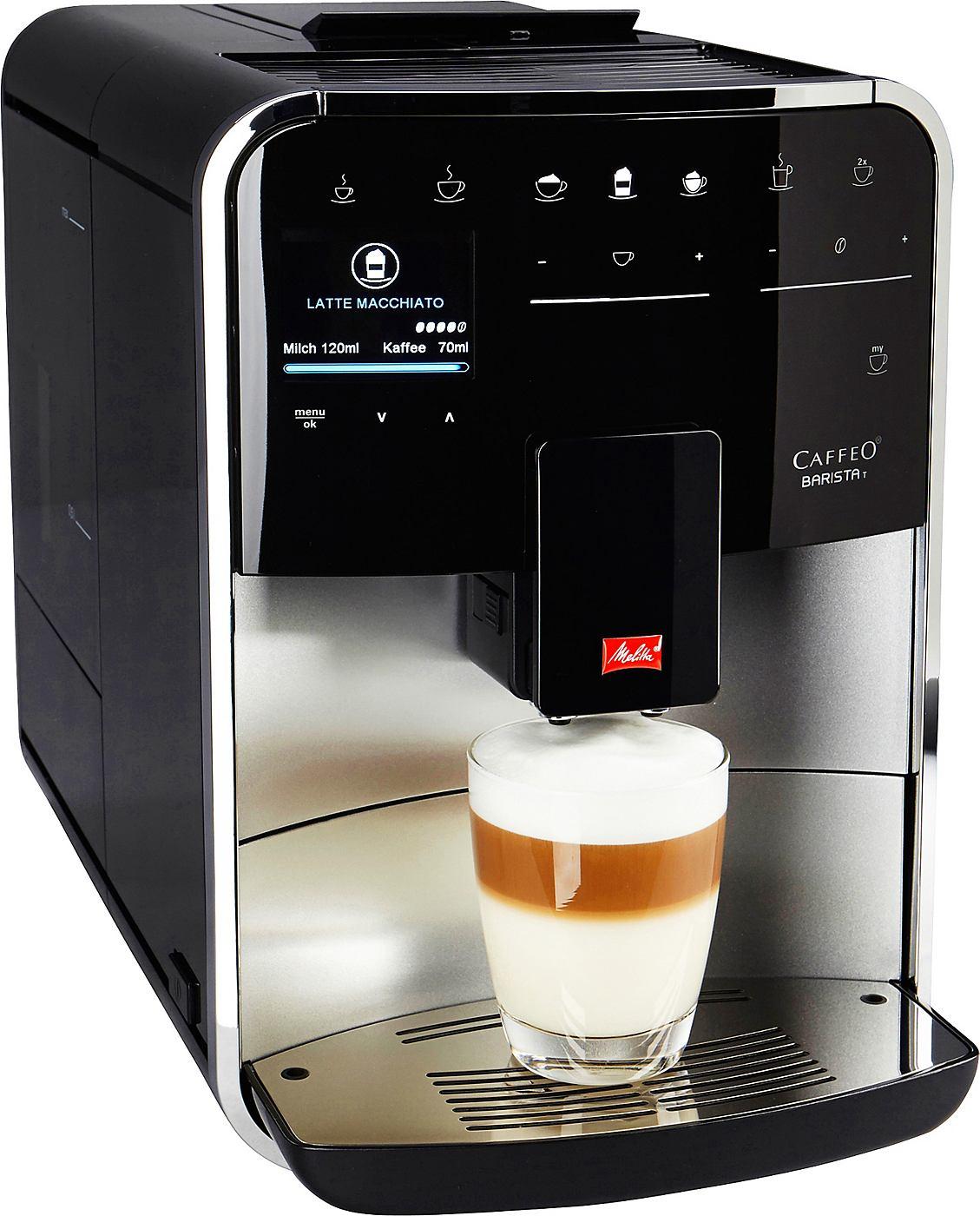 Melitta Kaffeevollautomat »CAFFEO Barista T F 731-101«
