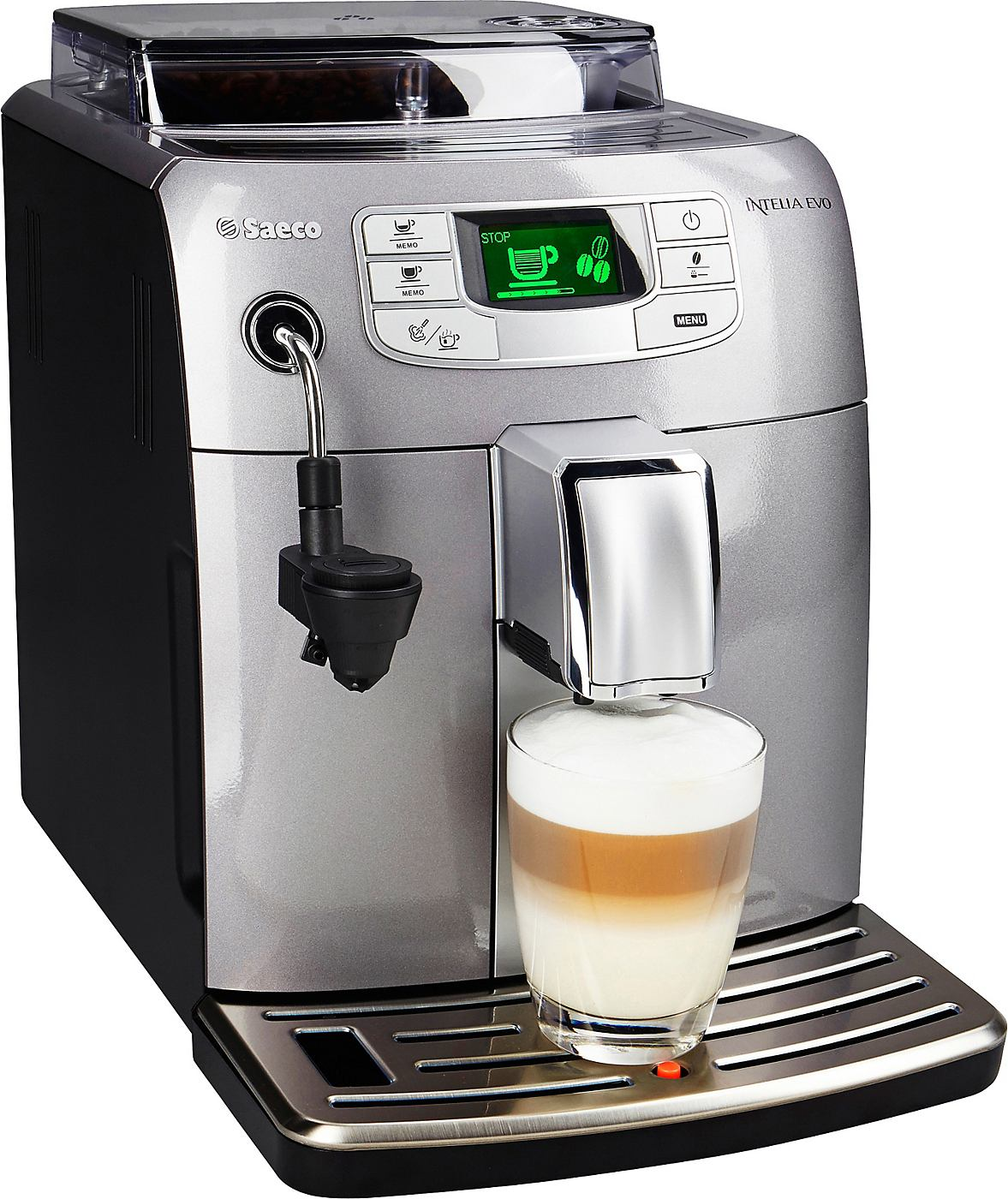 Saeco Kaffeevollautomat »HD8752/95 Intelia EVO«