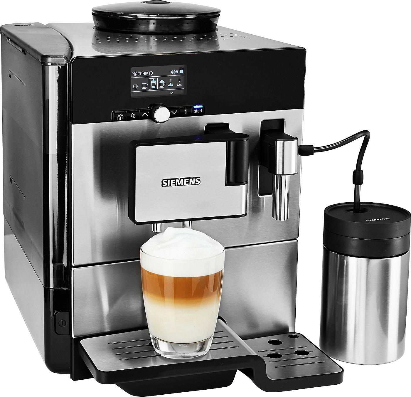 Siemens Kaffeevollautomat EQ.8 series 300 TE803509DE