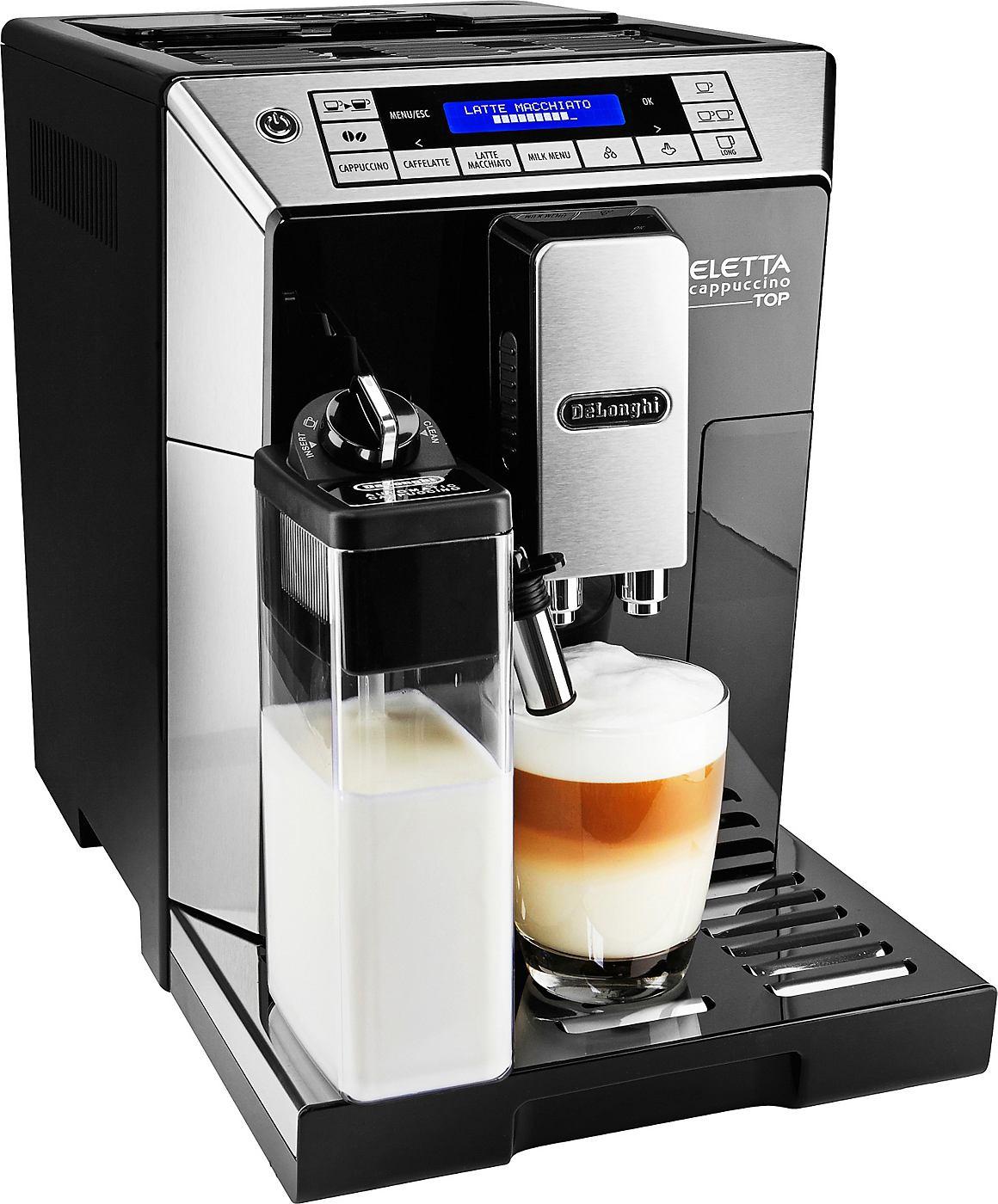 De´Longhi Kaffeevollautomat Eletta ECAM 45.366 B