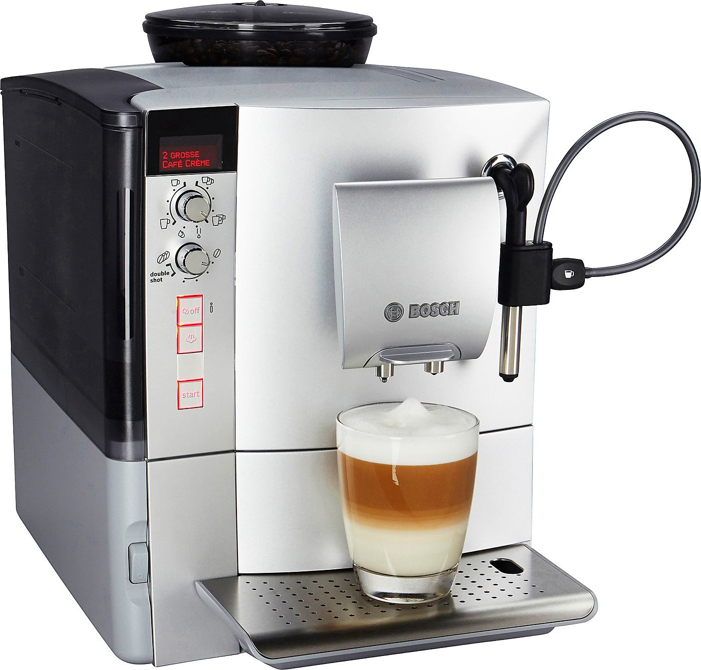 bosch tes50351de kaffeevollautomat. Black Bedroom Furniture Sets. Home Design Ideas