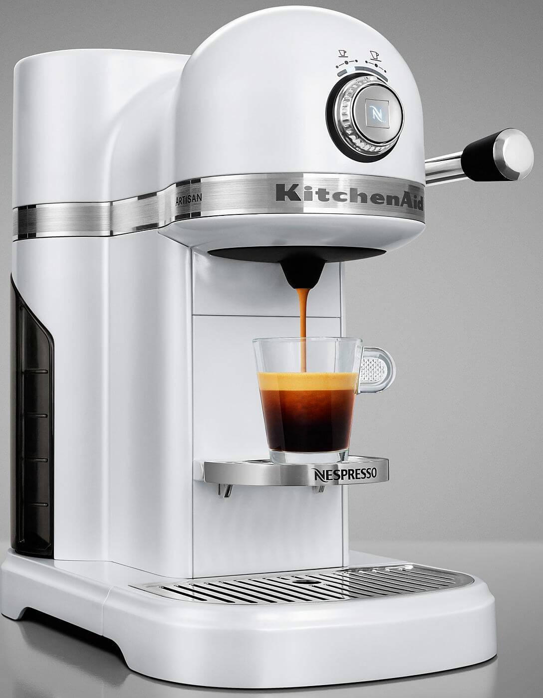 Kitchenaid Nespresso KitchenAid 5KES0503EFP/4