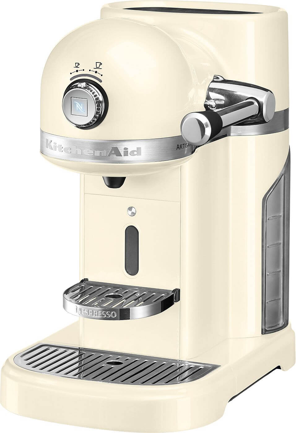 Kitchenaid Nespresso 5KES0503EAC/4 crème
