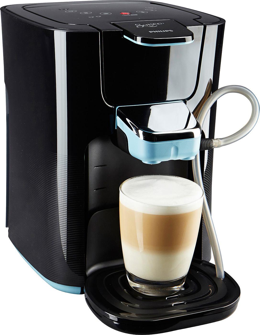 Philips SENSEO® System für Kaffeepads SENSEO® Latte Duo HD7855/60 - Misty Dawn