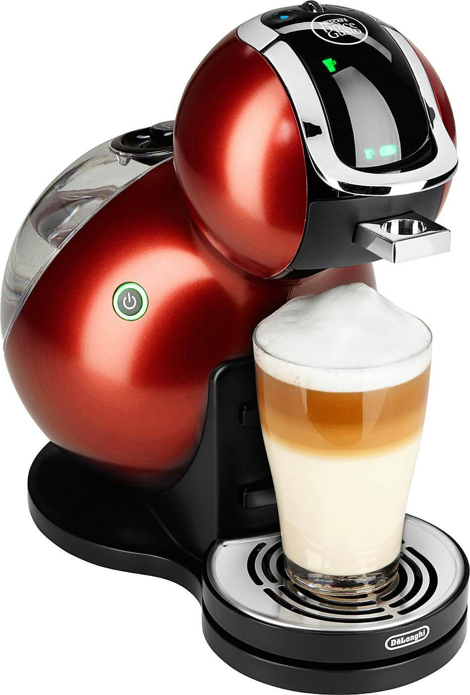 nescaf dolce gusto kapselmaschine melody 3 automatic edg 626 r. Black Bedroom Furniture Sets. Home Design Ideas