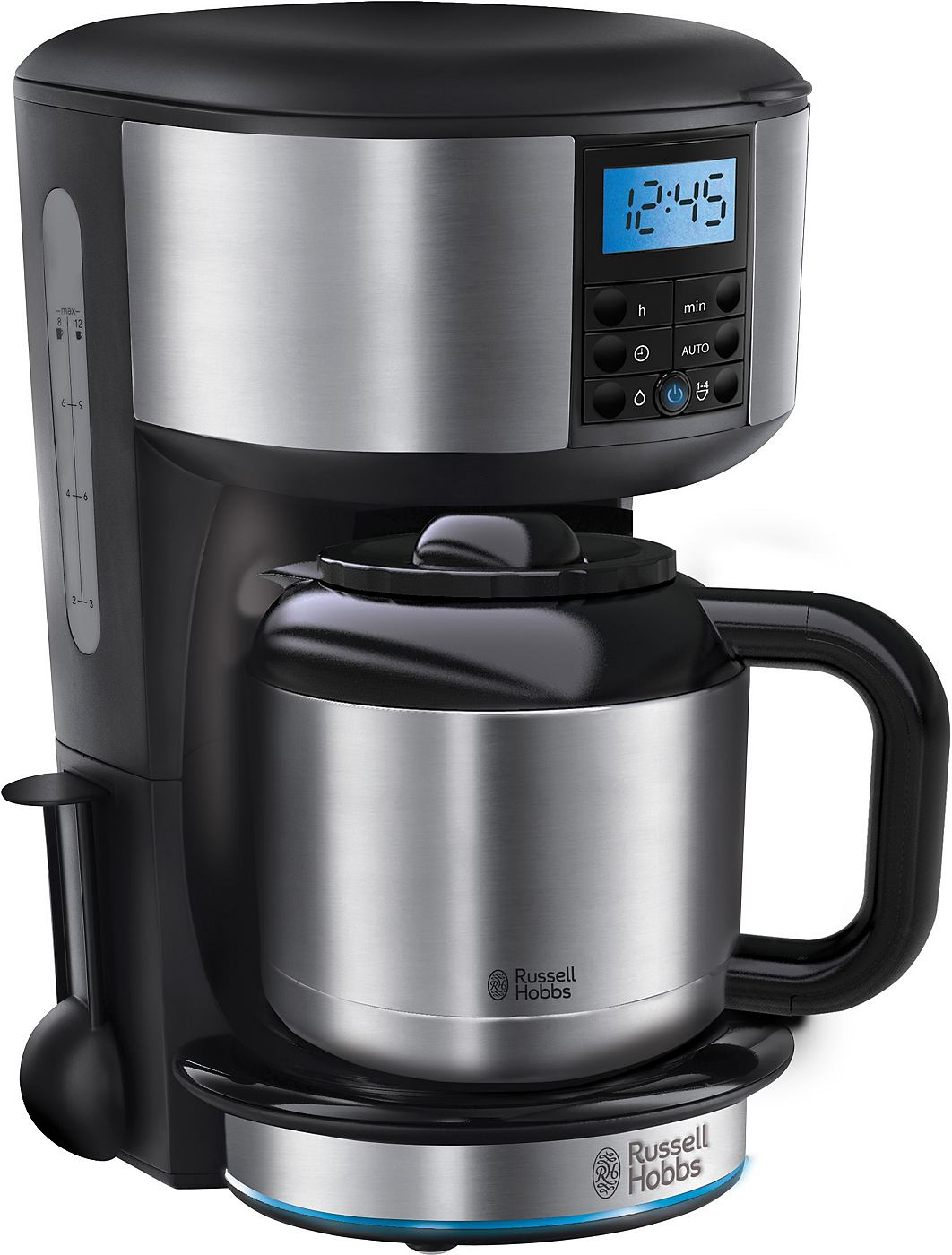 Russell Hobbs Digital-Thermo Kaffeemaschine »Buckingham« 20690-56