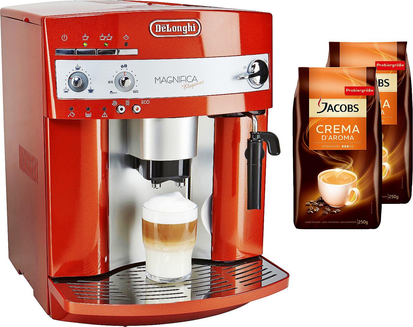 DeLonghi ESAM 3200 S Magnifica Kaffee-Vollautomat Magnifica