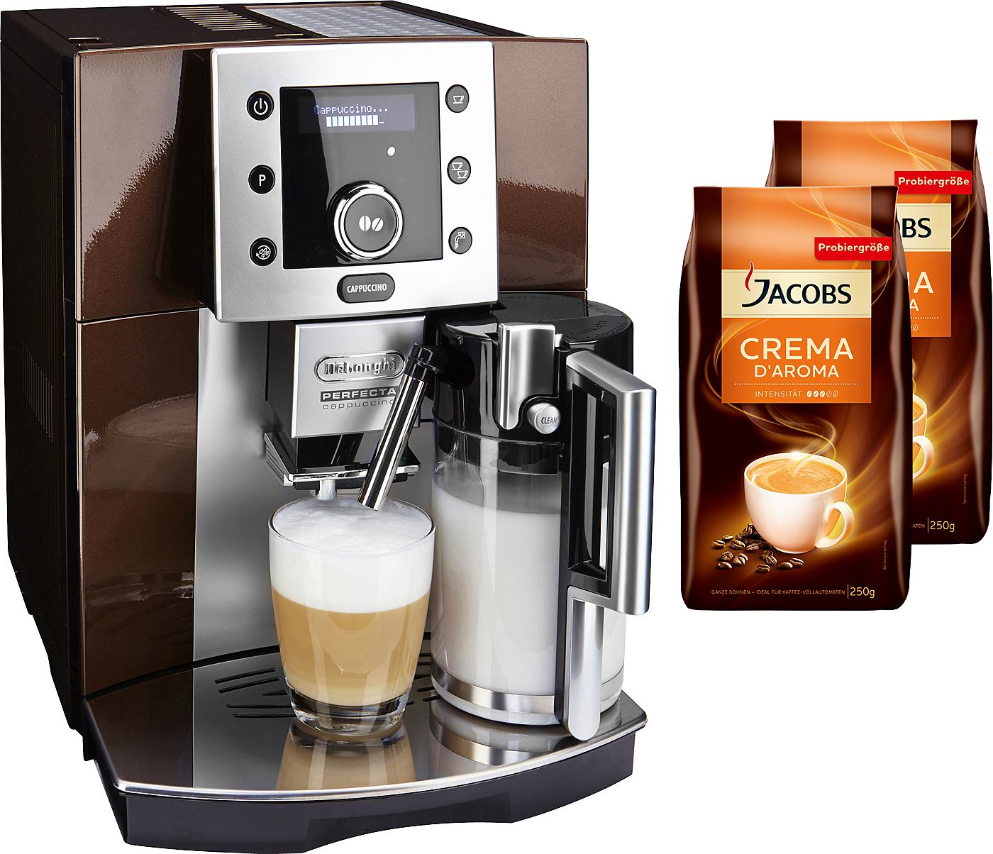 De´Longhi Kaffeevollautomat »Perfecta ESAM 5550«