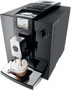 JURA Espresso-/Kaffee-Vollautomat Impressa F9