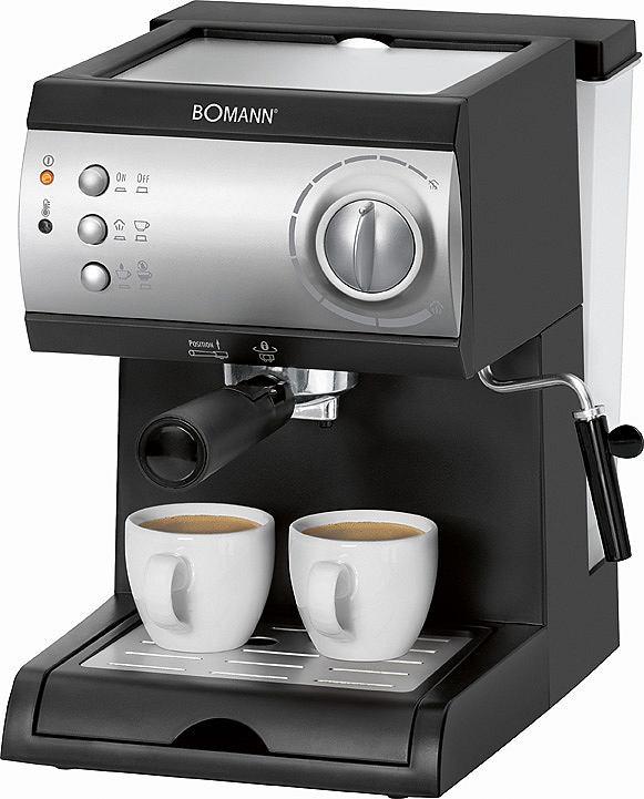 Bomann Espressoautomat ES 184 CB