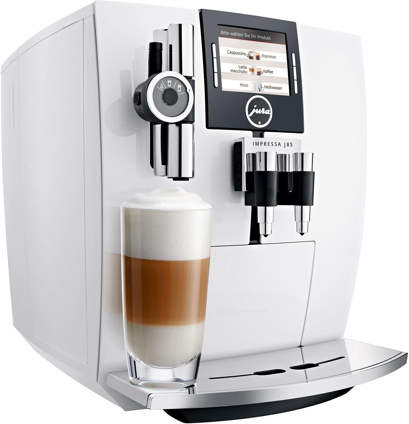 Jura Espresso-/Kaffee-Vollautomat IMPRESSA J85