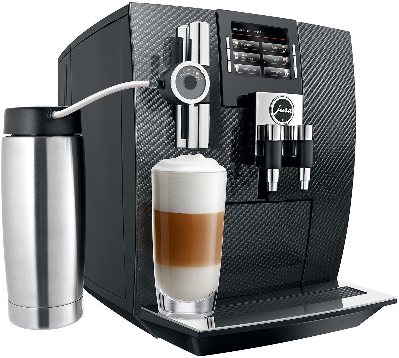 Jura Espresso-/Kaffee-Vollautomat J95
