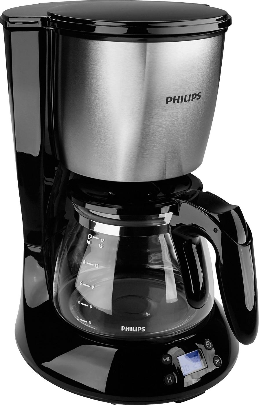 Philips Filterkaffeemaschine HD7459/20 Daily Collection mit Glaskanne