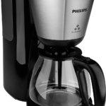 Philips Filterkaffeemaschine HD7695/90 Intense AromaSelect mit Glaskanne