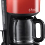 Russell Hobbs Glas-Kaffeemaschine »Colours Flame Red« 20131-56