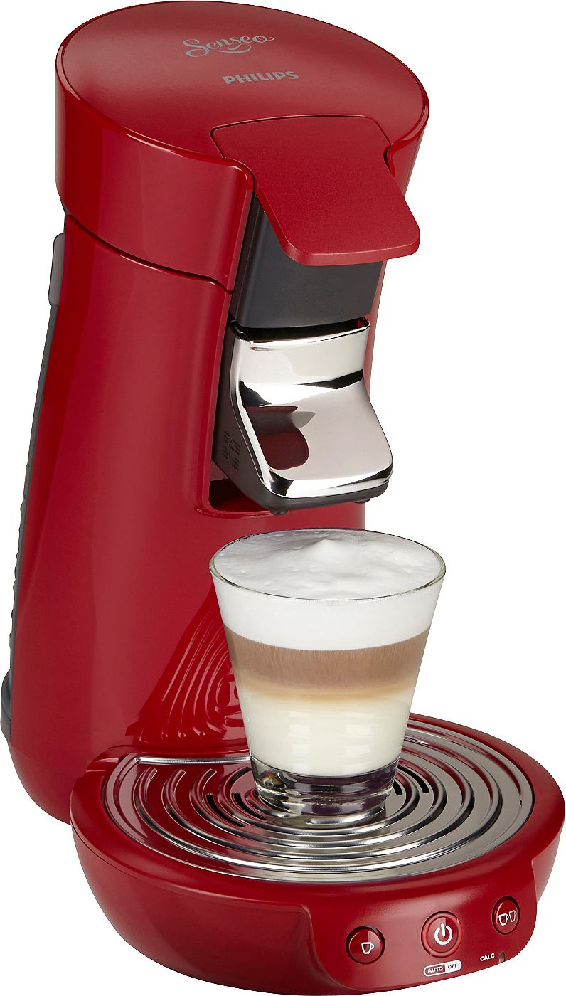 Philips SENSEO® System für Kaffeepads Senseo HD7825 Viva Café