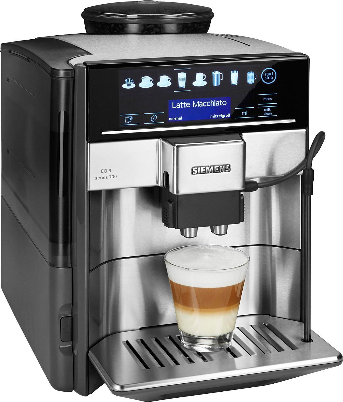 Siemens Kaffeevollautomat EQ.6 series 700 TE607503DE