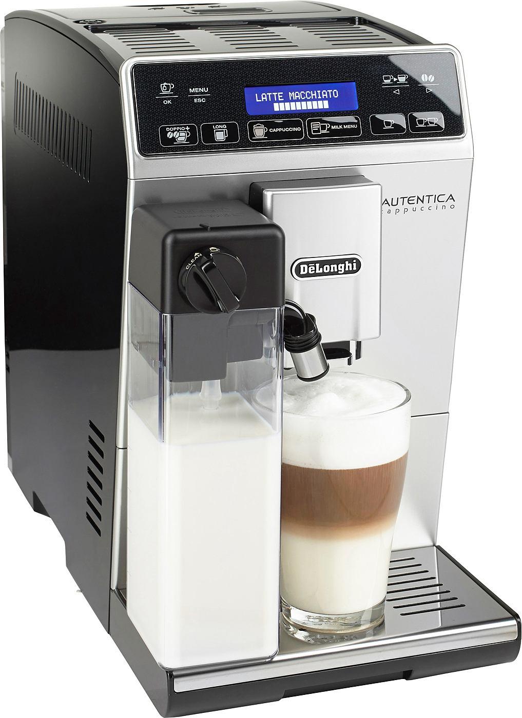 DeLonghi ETAM 29.660.SB Autentica Cappuccino Kaffeevollautomat