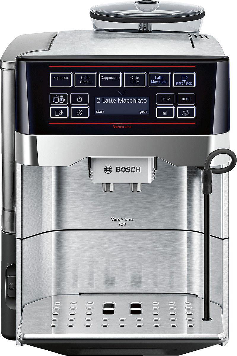 Bosch Kaffeevollautomat VeroAroma 700 TES60759DE