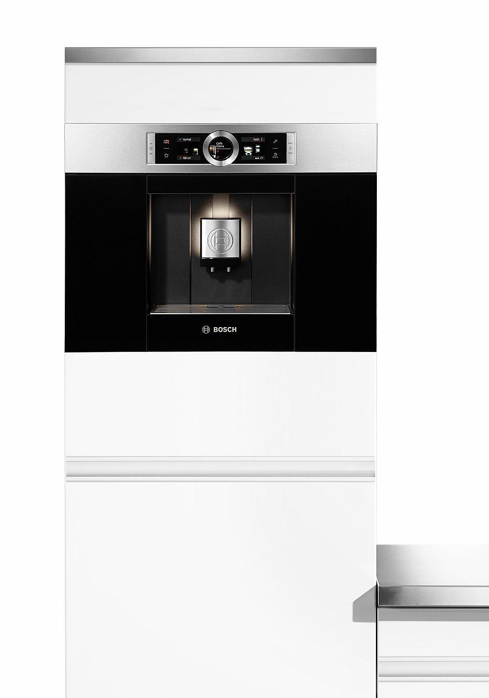 Bosch Einbau-Kaffeevollautomat CTL636ES1