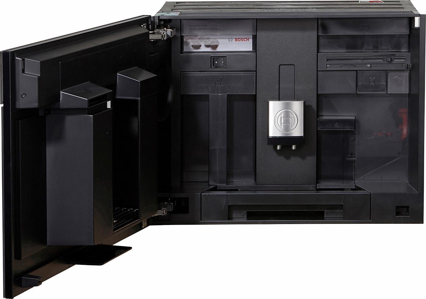 Einbau kaffeevollautomat weiß : Bosch einbau kaffeevollautomat ctl es integrierter milchtank