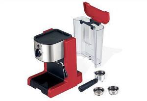 Espresso-Siebträgermaschine mit 15 Bar