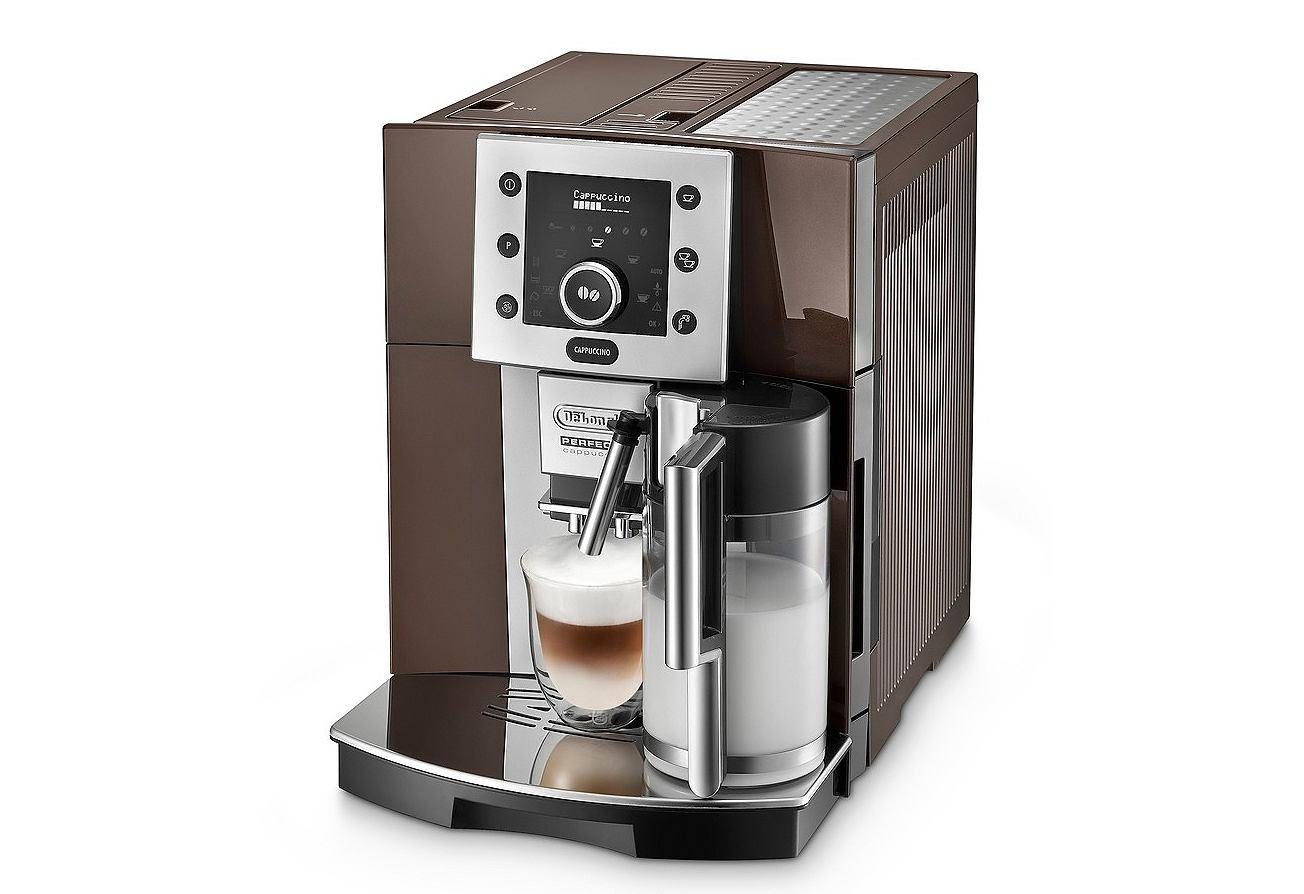 de longhi kaffeevollautomat perfecta esam 5550. Black Bedroom Furniture Sets. Home Design Ideas