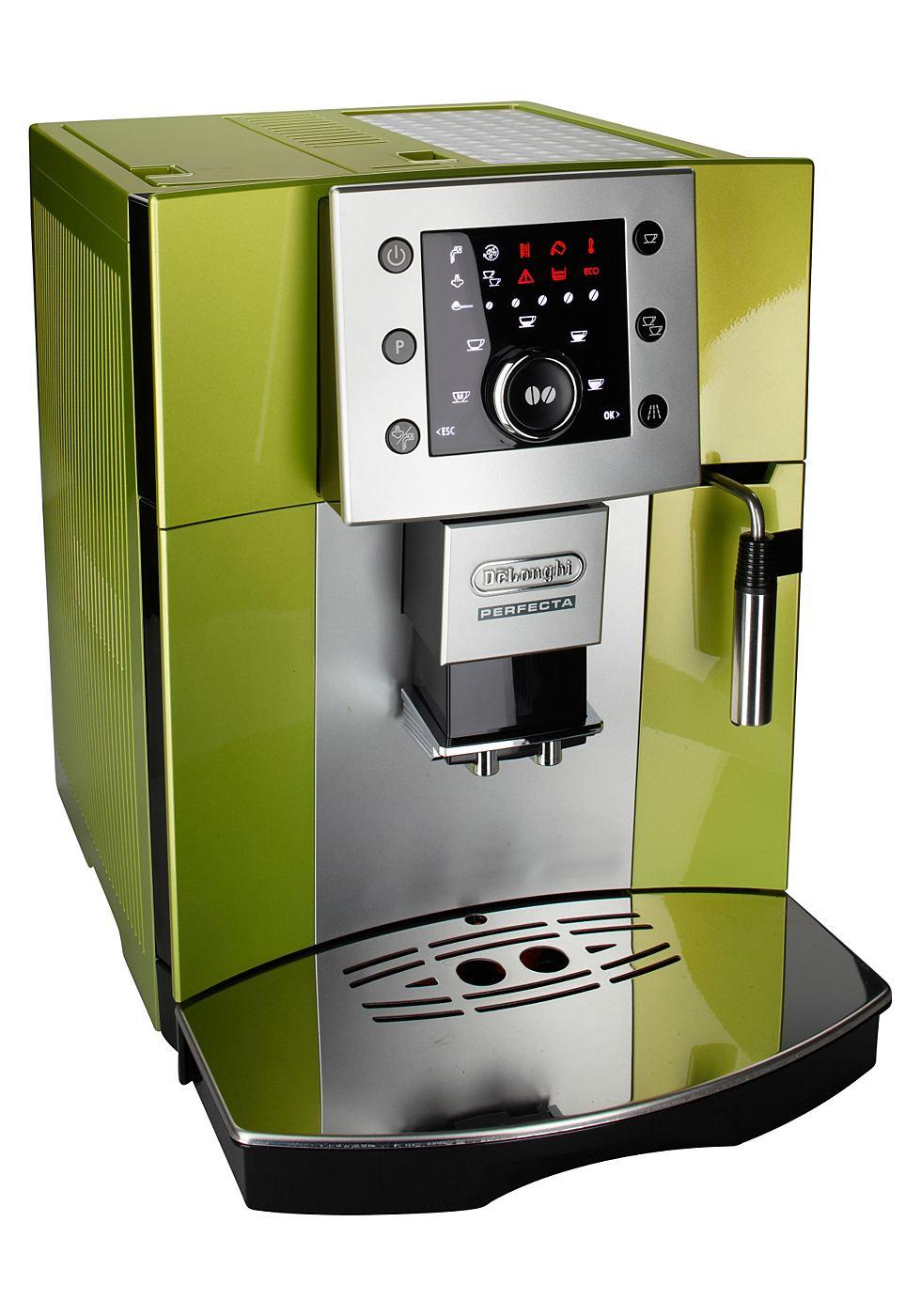 de longhi kaffeevollautomat perfecta esam 5400. Black Bedroom Furniture Sets. Home Design Ideas