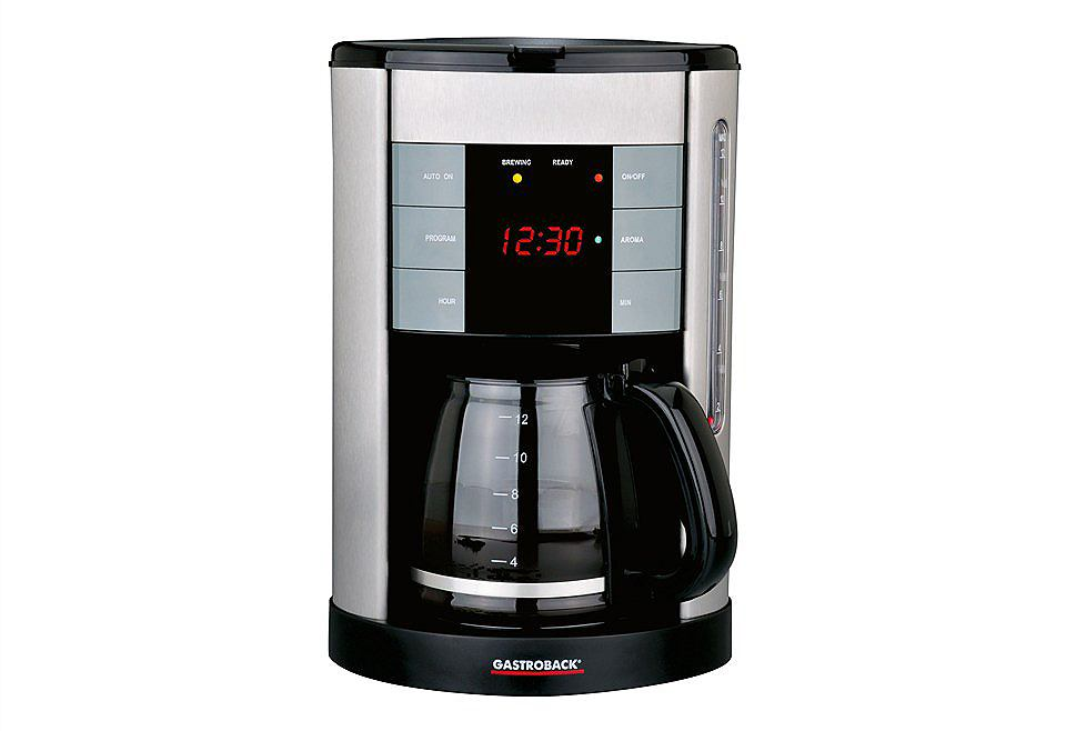Gastroback Kaffeemaschine Design Coffee Aroma Plus