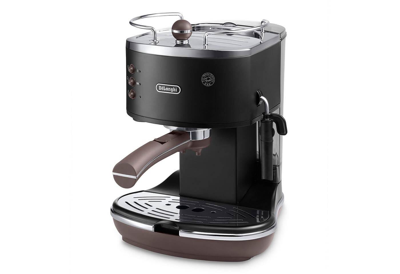 De´Longhi Espressomaschine ECOV 310.BK