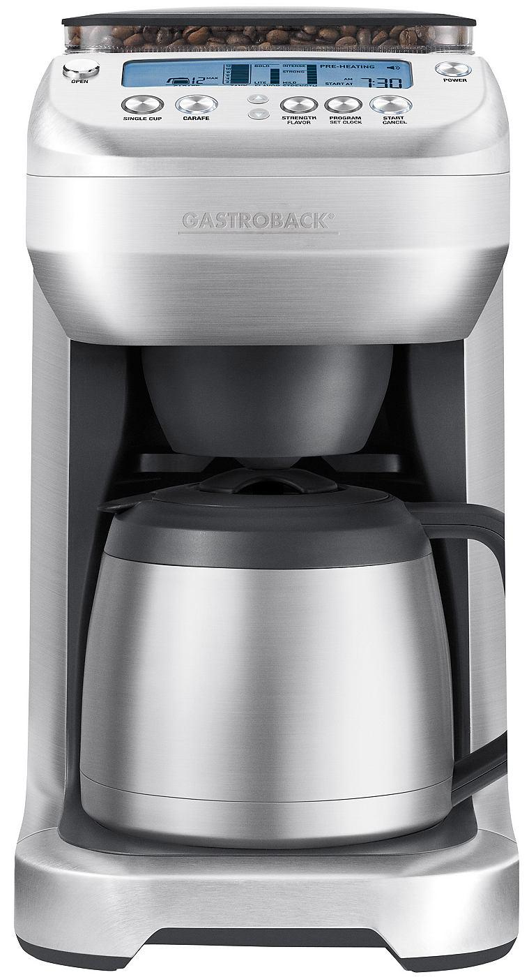 Gastroback Kaffeemaschine Design Coffee Advanced