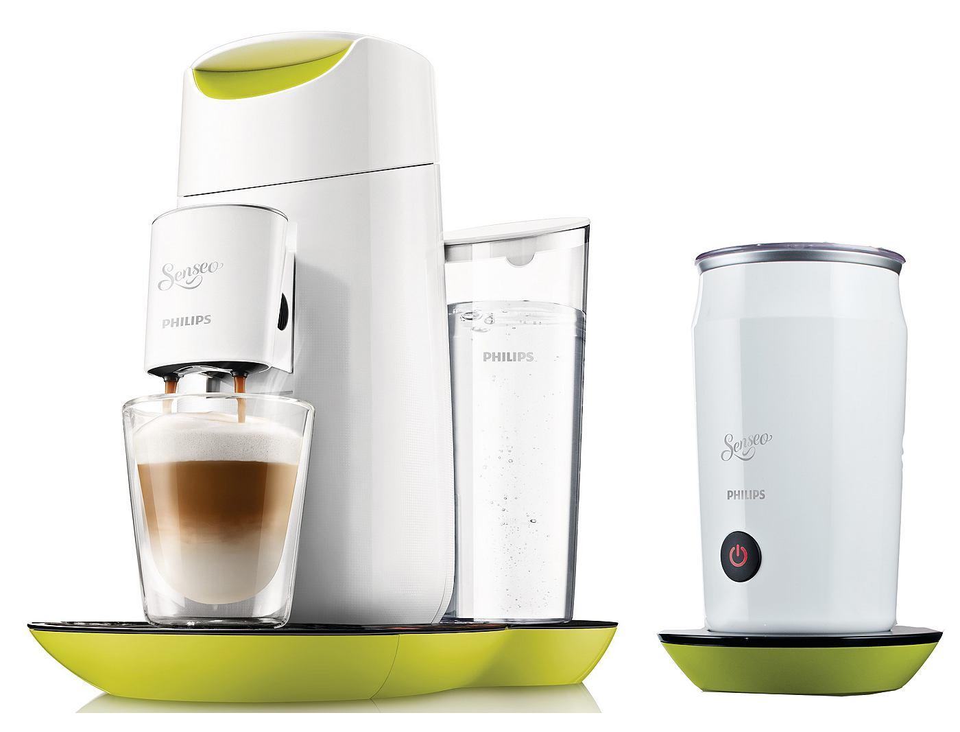 philips senseo system f r kaffeepads senseo hd7874 60 twist milk. Black Bedroom Furniture Sets. Home Design Ideas