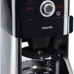 Philips Kaffeeautomat Grind & Brew HD7762/00