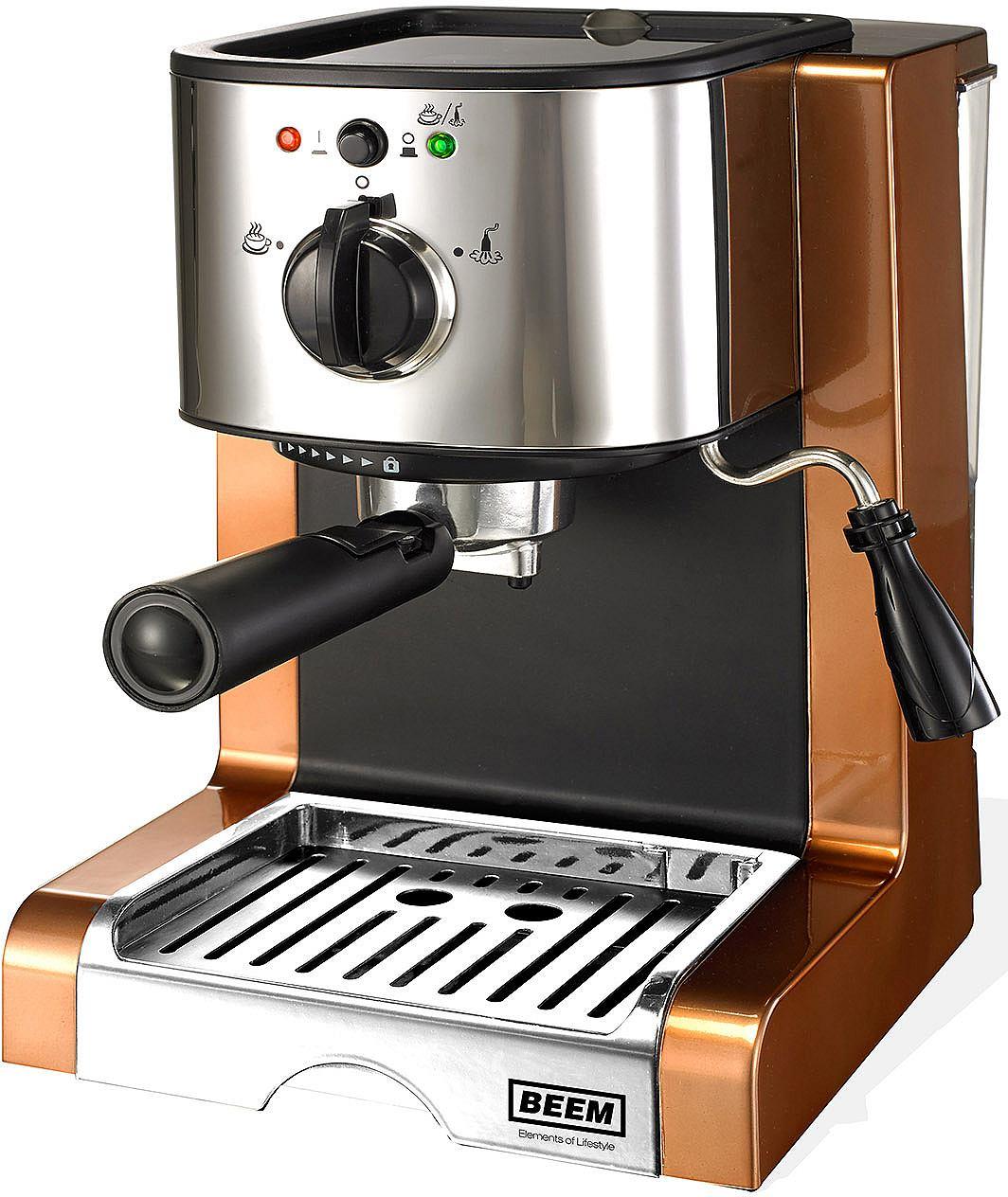 Beem Espressomaschine D2000.624 Espresso Perfect Crema Plus