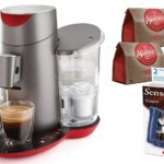 Philips Kaffeepadmaschine SENSEO® Twist HD7873/50