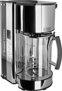 Russell Hobbs Glas-Kaffeemaschine »Black Glass« 19650-56