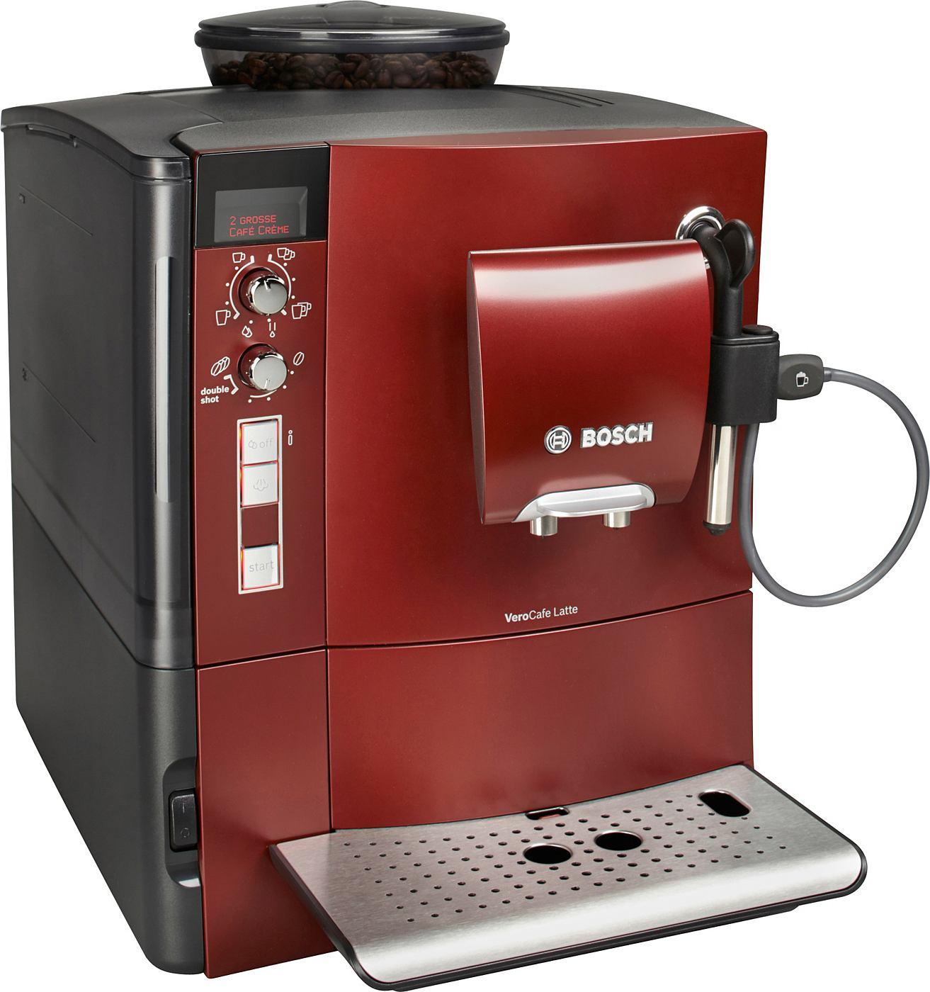 Bosch Kaffeevollautomat »VeroCafe Latte TES50358DE  # Kaffeemaschine Delonghi Entkalken